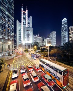 hong kong central traffic 240x300 Electric Vehicles