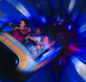 roller coaster spacemountain Electric Vehicles