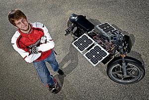solar cycle EV 4