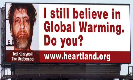 Heartland billboard Climate Change
