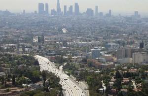 LA smog 300x195 Climate Change