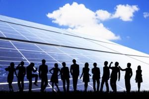 california solar jobs 300x200 California leading the way in solar and wind energy
