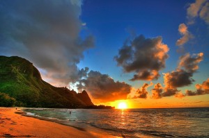 hawaii beach 300x199 Hawaii to be 40 percent solar by 2030