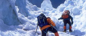 climbing mountain nepal 300x125 Solar powers 3G Network on Mt. Everest
