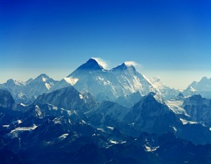 mt everest copy 300x233 Solar powers 3G Network on Mt. Everest