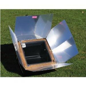 solar oven 400 1 300x300 A Green Door