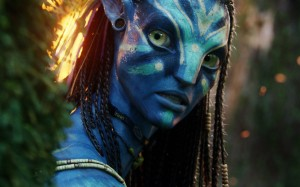 neytiri beautiful warrior in avatar wide 300x187 The Few The Proud The Brave Go Solar