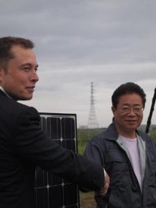 SomaCeremony 1 Solar Trees Powering Electric Vehicles