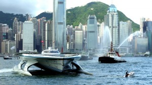 arrival in hong kong 500px 300x168 These Are The Voyages Of PlanetSolar