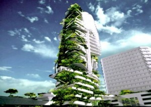Vertical Farming 2 300x214 Urban Farmers Grow New Green Acres