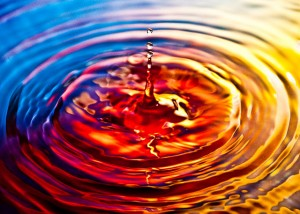 640px Ripple effect on water 300x214 Solar Power Has Ripple Effect On Job Creation