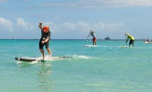 GrantFirst 300x182 Paddlemen In Plastics Gulf Stream Challenge