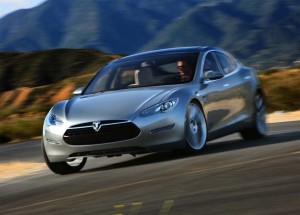 Tesla Model S 300x2152 Tesla EV Model S Hitting The Road This Week