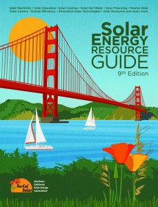 sergcoverreduced copy 229x300 NorCal Solar Launching Solar Energy Resource Guide