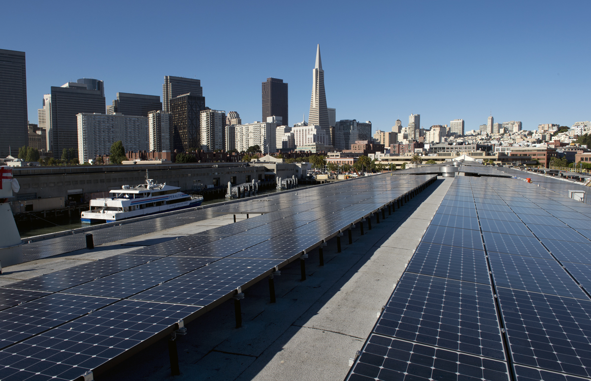 San Francisco Code Now Requires Solar Panels On New